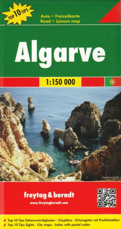 Algarve. 1/150 000 - Collectif
