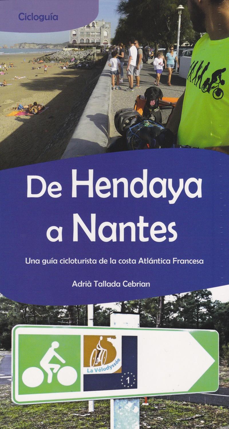 De  Hendaya a Nantes - guide vélo espagnol